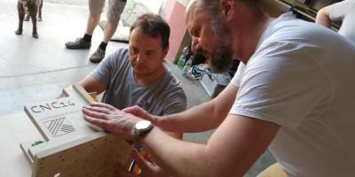 CNC14 Workshop 28-2 in Kirchheim unter Teck
