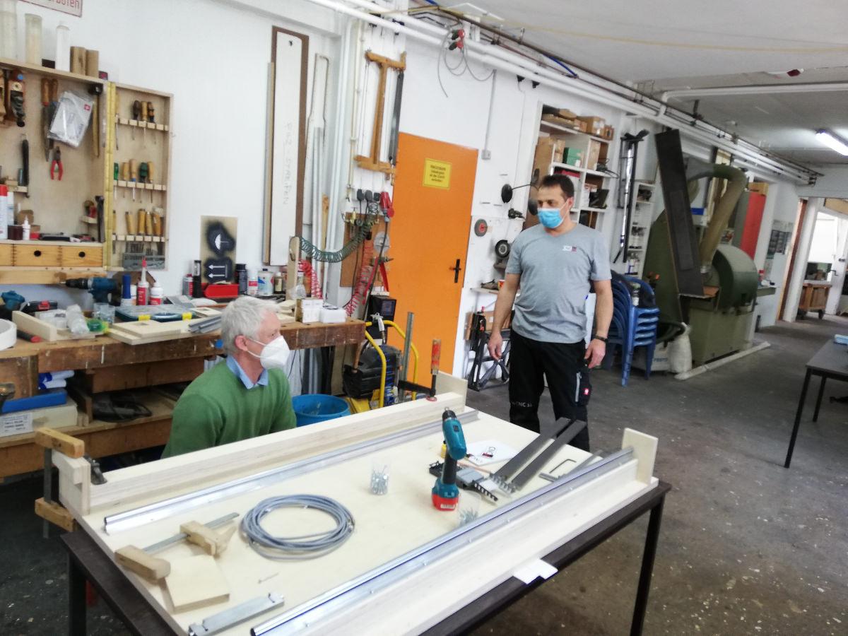 CNC14 Workshop 30 in Hamburg